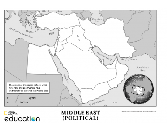 Game Statistics - Middle East Political Map Practice - PurposeGames