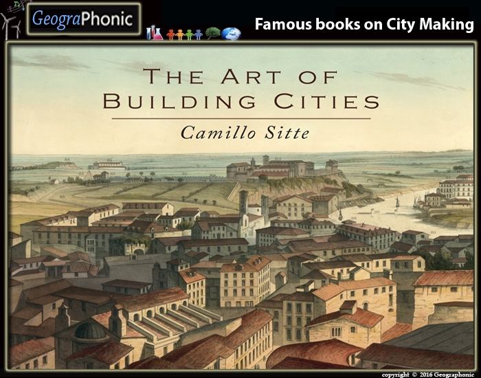 Famous books on City Making