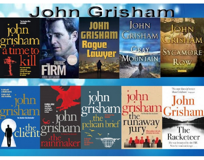 an overview of the literary success of john grisham The us constitution: an overview an article from the new book of knowledge discusses the history of the united states constitution,  and john jay.