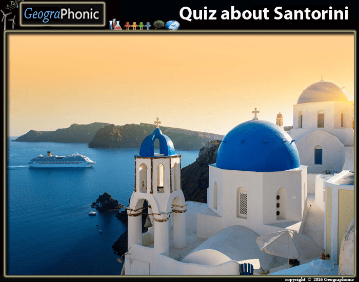 Quiz | Santorini  (Thira)