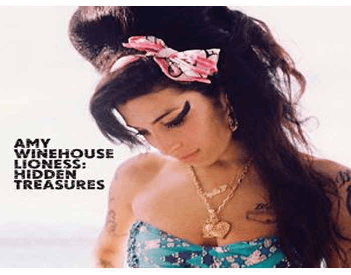 Amy Winehouse Mix 'n' Match 418