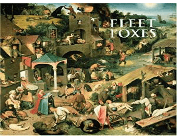 Fleet Foxes Mix 'n' Match 469