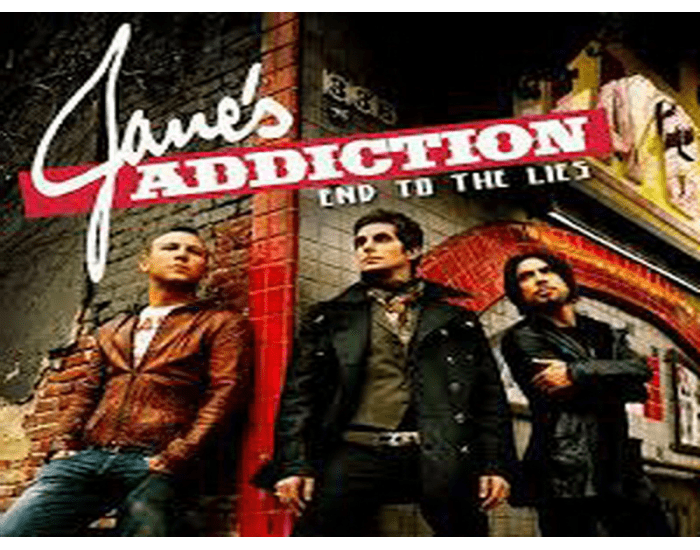 Jane's Addiction Mix 'n' Match 503