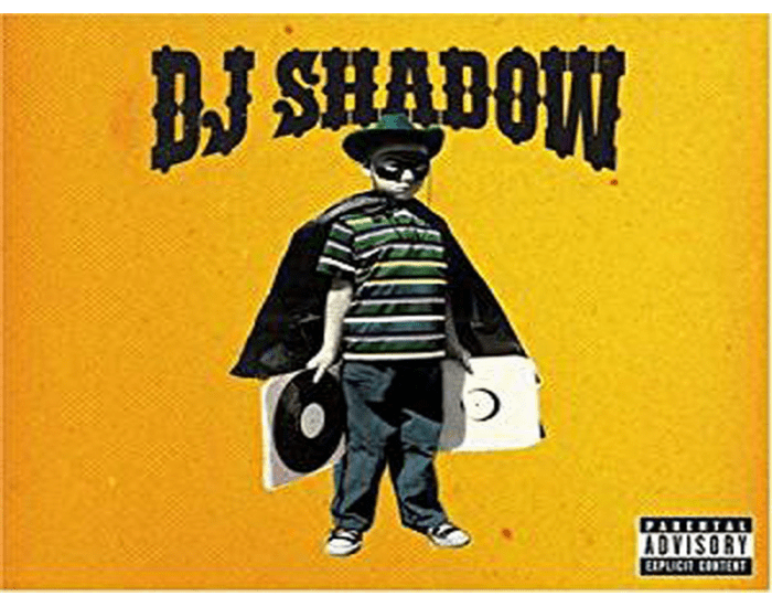 DJ Shadow Mix 'n' Match 557