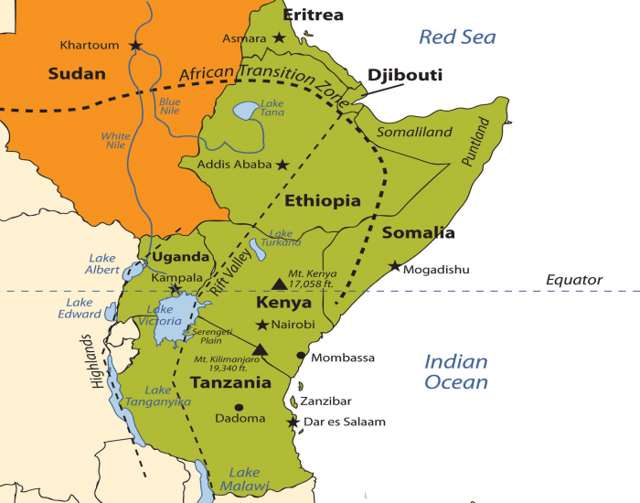 Cultures of East Africa