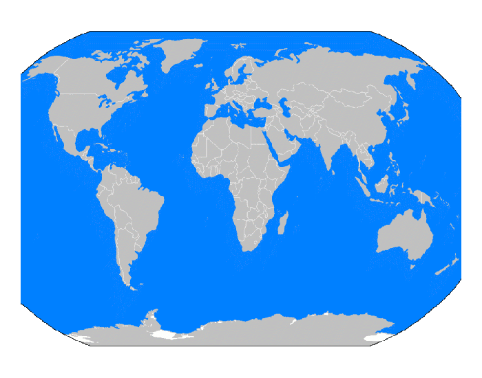 Countries or States of the World Beginning with A