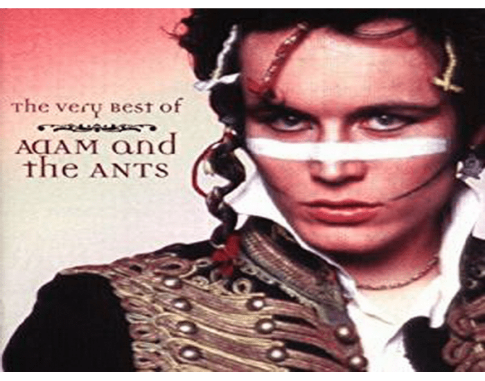 Adam and the Ants Mix 'n' Match 639