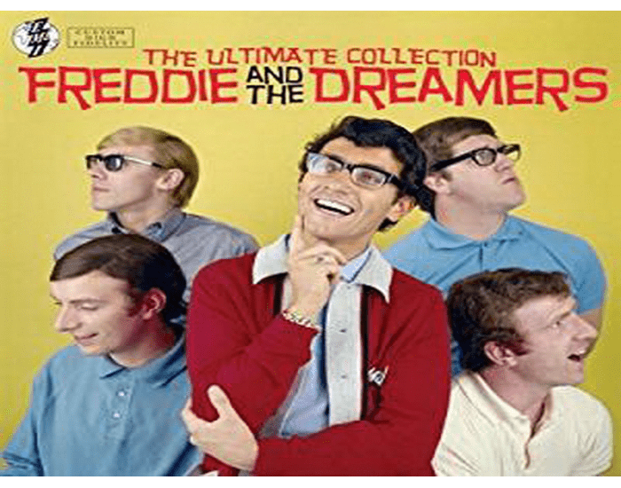 Freddie and the Dreamers Mix 'n' Match 648