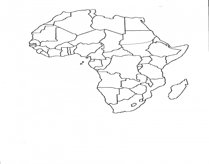 Africa's Political countries