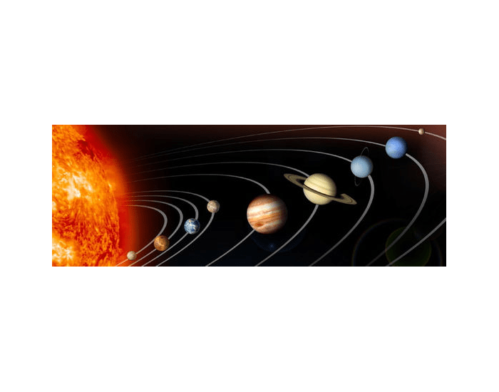 Planets in the Solar System (Including Pluto)
