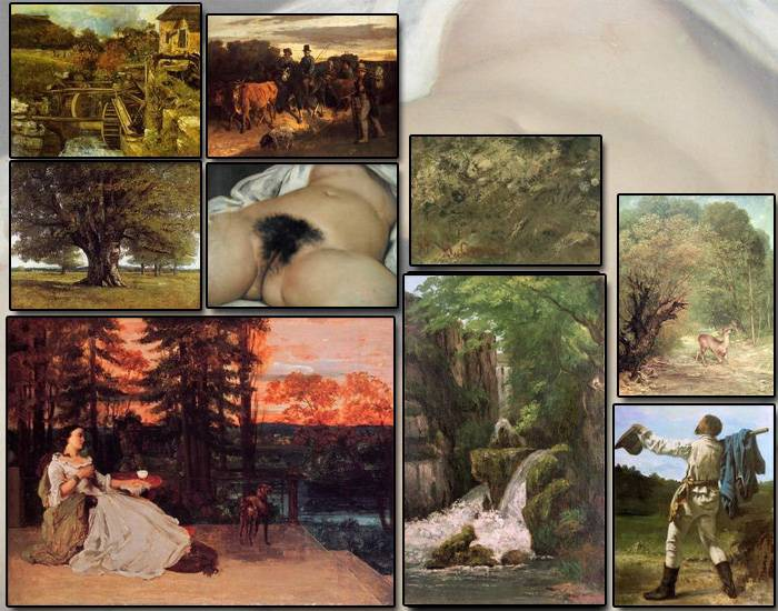 Wentu 2nd Gallery of French Art 349 - Courbet