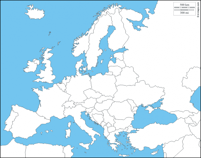 eastern europe map quiz Eastern Europe Map Quiz   Countries
