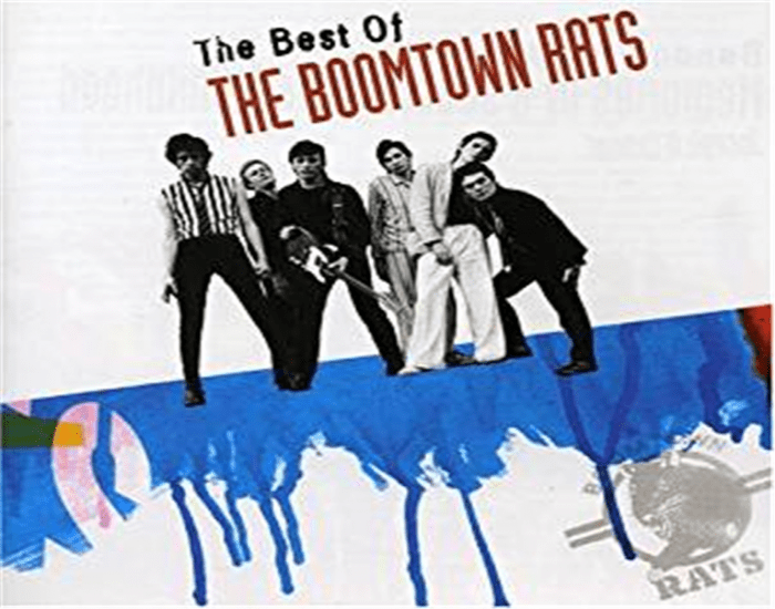 The Boomtown Rats Mix 'n' Match 683