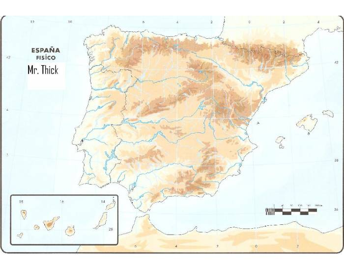 Rivers of Spain for Internacional