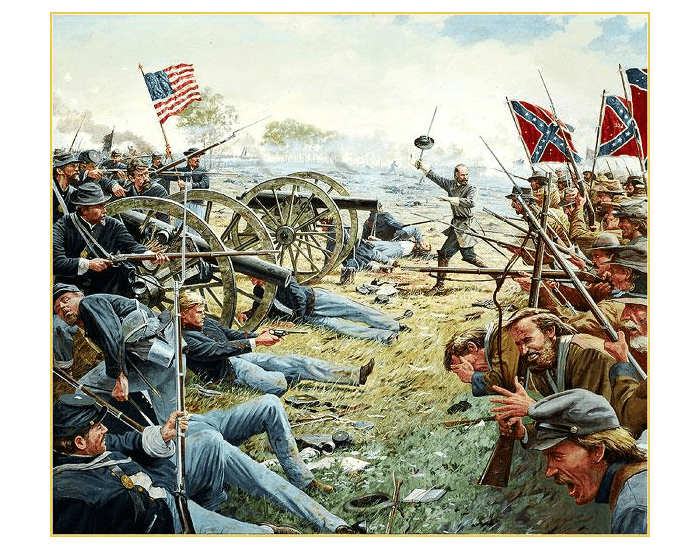 Image result for Civil War Battles