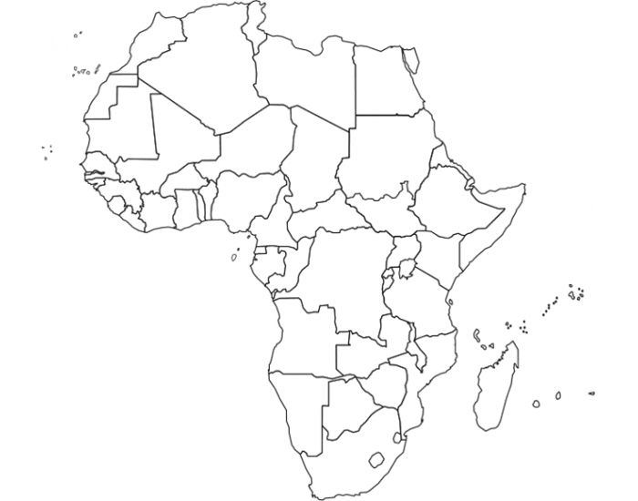 Africa Countries Game