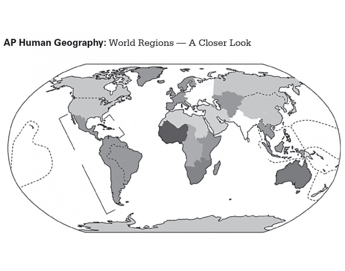 Ap Human Geography World Regions 22 A Closer Look