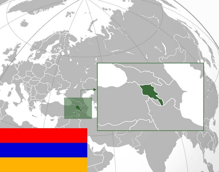 Neighbors Of Armenia