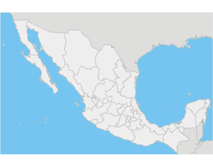 25 Largest Cities of Mexico