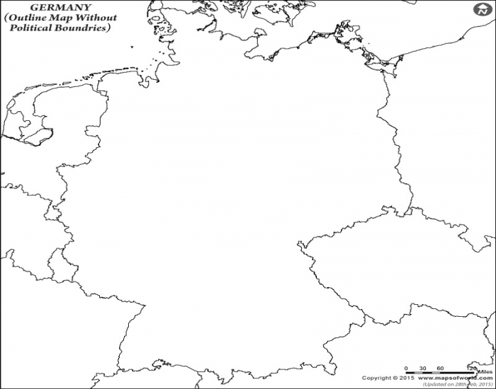 Germany and Surrounding Countries