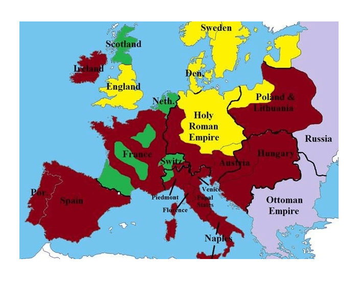 Game Statistics - Early Modern Europe 1450-1648 - PurposeGames
