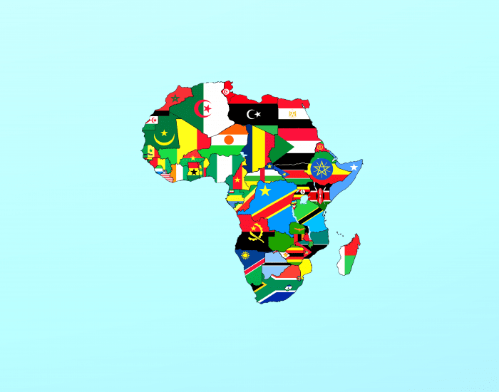 Countries By Shape: Africa