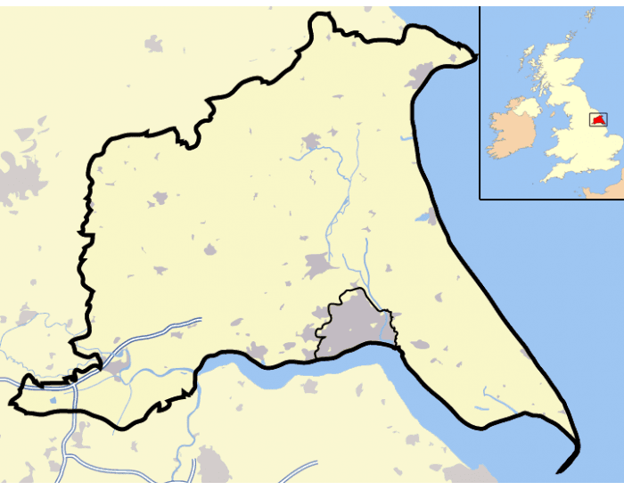 Towns and Cities of East Yorkshire