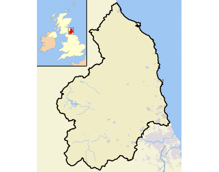 Towns and Cities of Northumberland