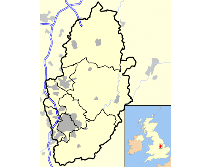 Towns and Cities of Nottinghamshire