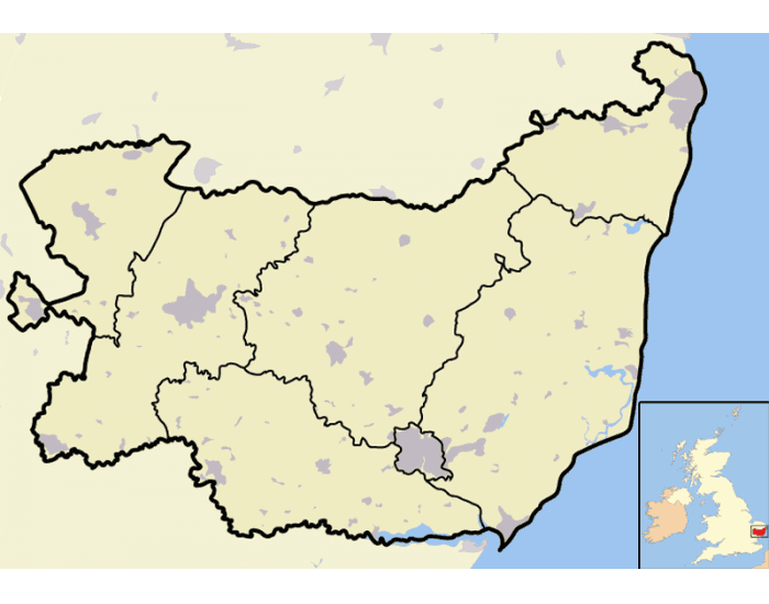 Towns and Cities of Suffolk