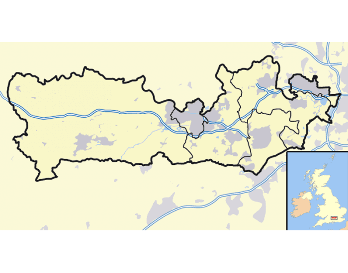 Towns and Cities of Berkshire