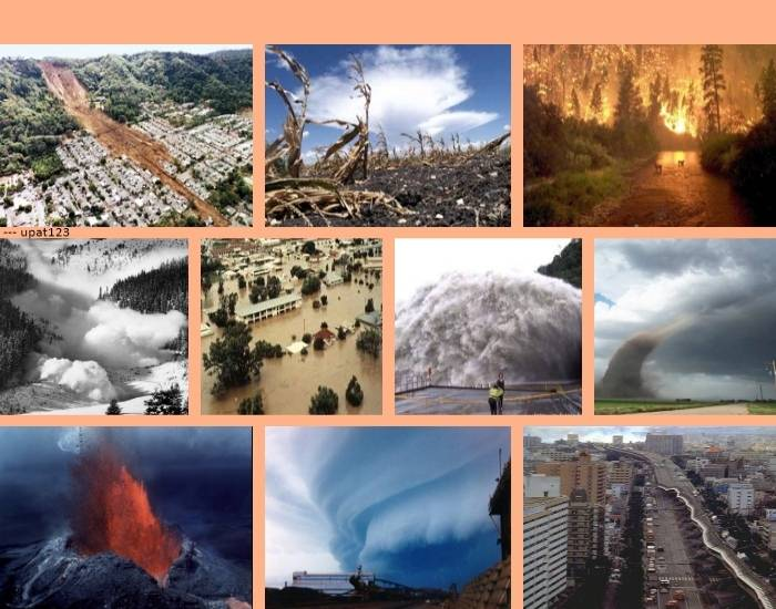 Natural Disasters Multiple Choice Text And Quiz