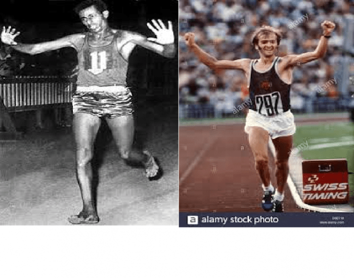 Olympic Gold Medalists in Marathon 1948-