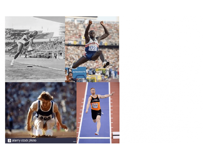 Olympic Gold Medalists in Long Jump 1948-