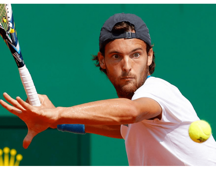 Tennis Players of Europe, Part 1