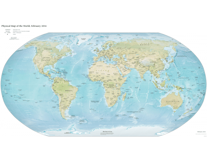 The Easiest Geography Test Ever