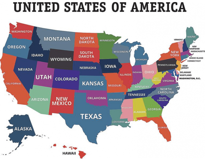 Can You Name All 50 States?