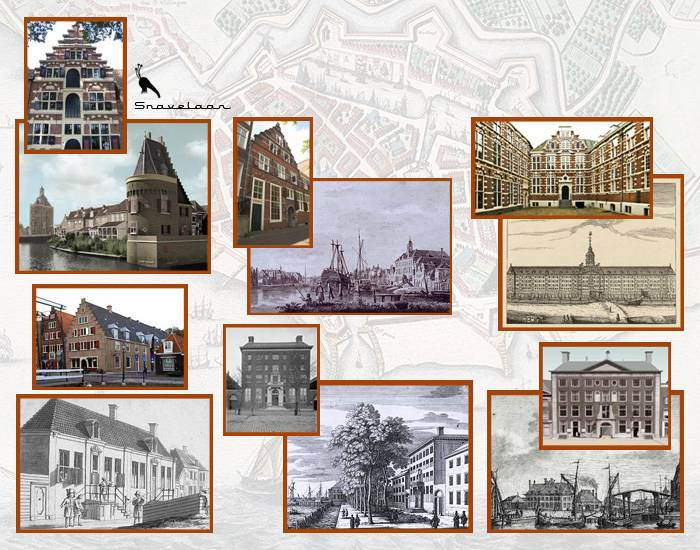 The VOC - Dutch cities in the Golden Age