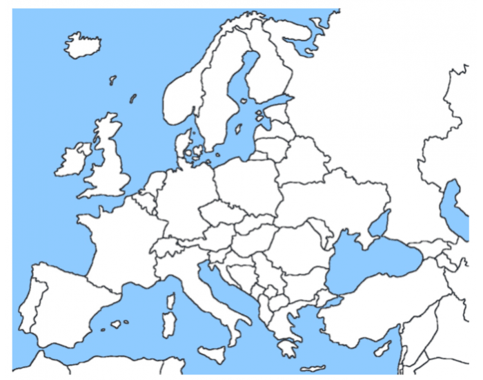 The best country in Europe (besides France)