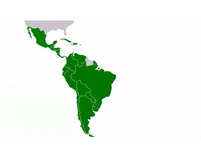 Latin American Literature (1) Authors by country