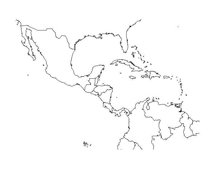 Central America and Caribbean Countries - PurposeGames