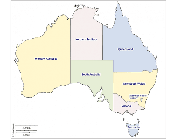 Australia Cities and Parks