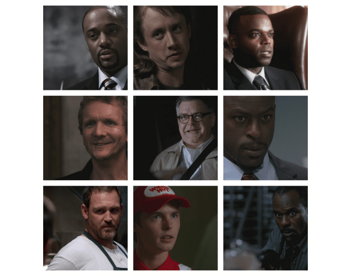 Name these past characters from Supernatural
