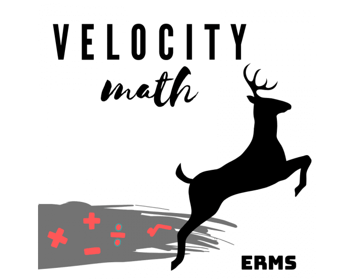 ERMS Velocity Math - Name that Slope