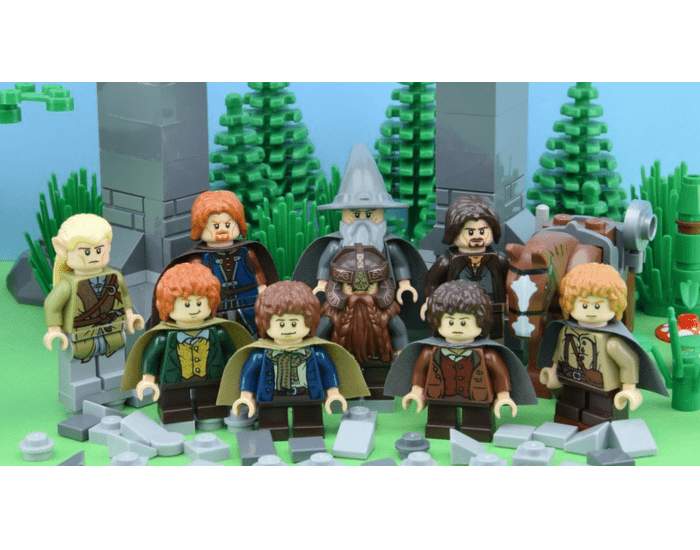 LEGO Fellowship of the Ring