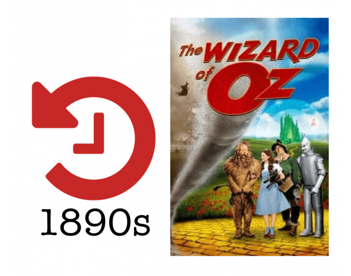Wizard of Oz Allegory to the 1890s