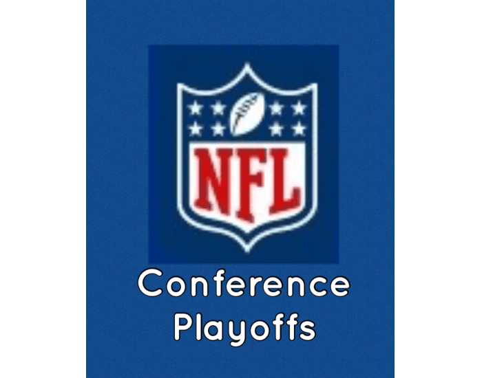 NFL Football- Conference Playoffs