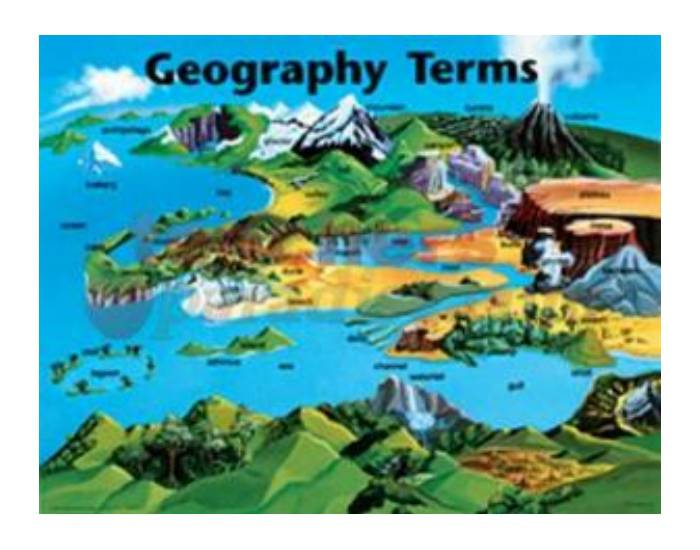 Geography essay examples