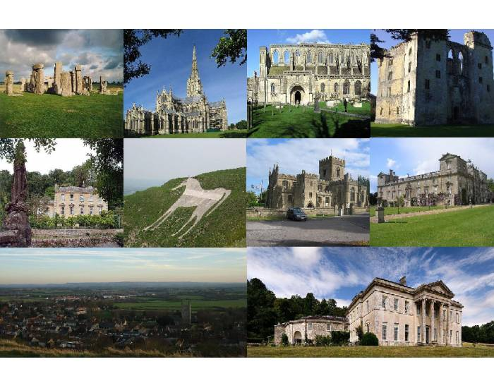 Counties of England: Wiltshire