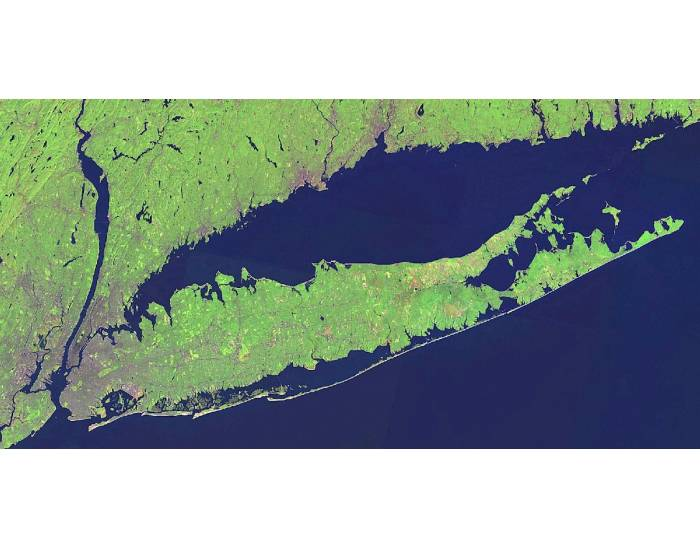 The Towns of Long Island